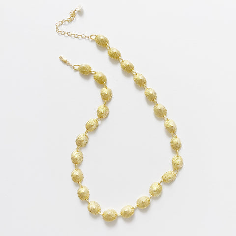 Opihi Luxe Necklace (14k Gold Vermeil)