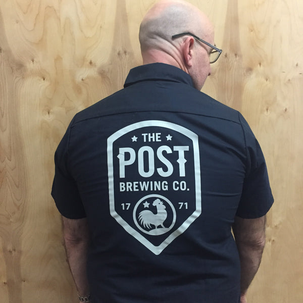 Post Brewing Co. Mechanic Shirt