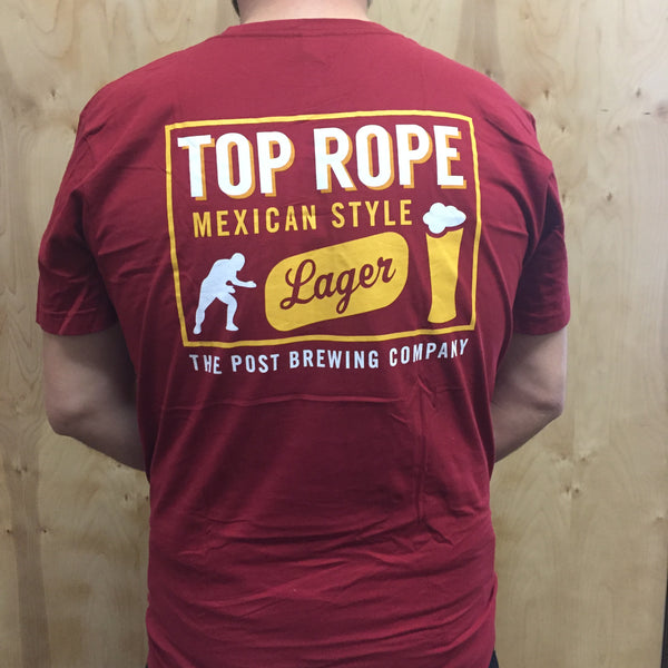 Post Brewing Co. Bird Top Rope Tee