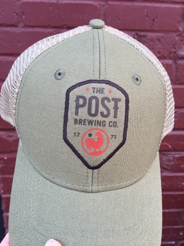 Post Brewing Co Fermenter Trucker Hat