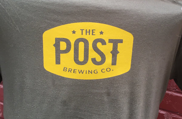 Post Brewing Co. Bird is the Word Tee