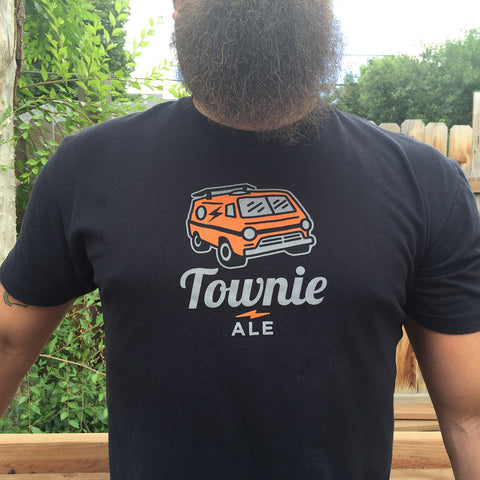 Post Brewing Co. Townie Ale Tee
