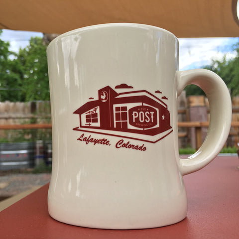 Post Brewing Co. Diner Mug