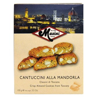 Cantuccini med mandler