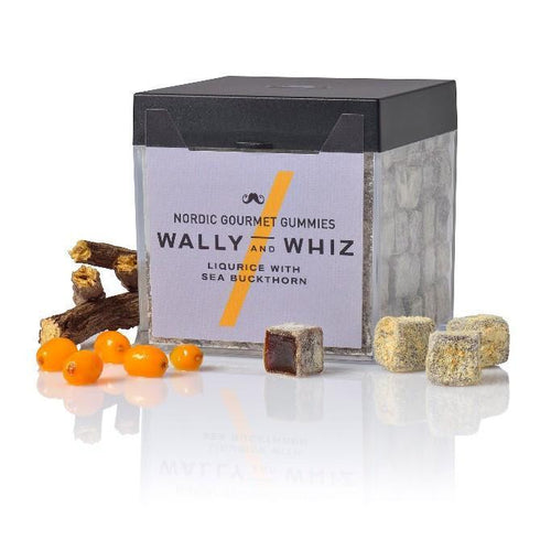 Wally and Whiz lakrids med havtorn