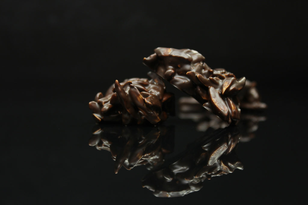Dark Chocolate Rocher