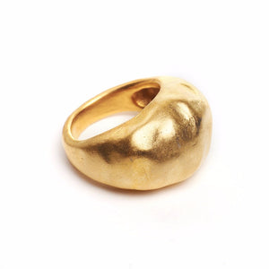 VANESSA LIANNE Bubble Gold Ring