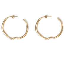 Load image into Gallery viewer, VANESSA LIANNE Demi Cobra Hoops