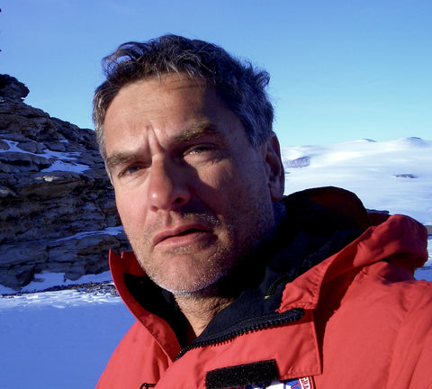Dr. Chris McKay in Antarctica. Source: NASA
