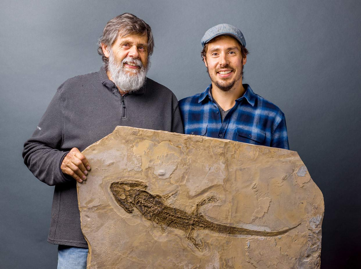 Fossils For Sale - Jim and Peter Lovisek of Fossil Realm