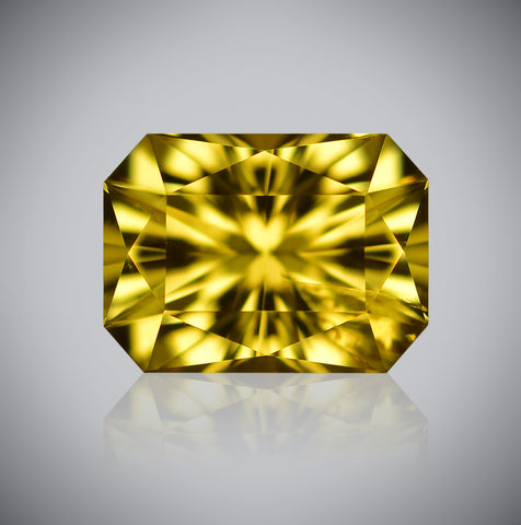 Golden Yellow Tourmaline, 1.34 ct