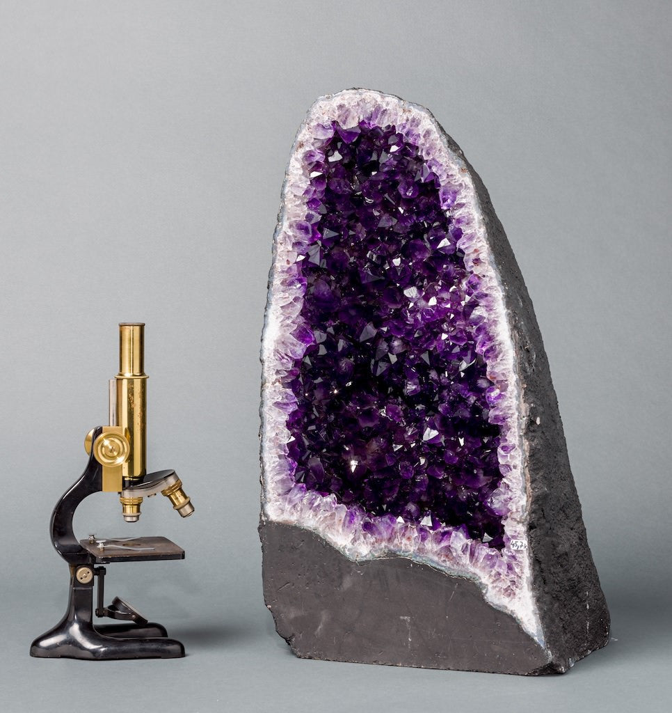 Amethyst Cathedral Geode For Sale 100 Lbs Fossil Realm
