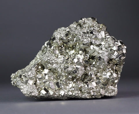 Exceptional Pyrite from Peru