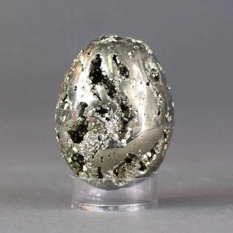 Exceptional Pyrite Egg from Peru