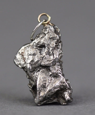 3 Meteorite Pendants from Argentina