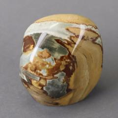 Polished Polychrome Jasper Freeform Sculpture, Madagascar - 4.4 inches
