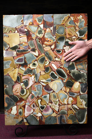 Jasper For Sale: Desert Jasper Tabletop -  32 inches