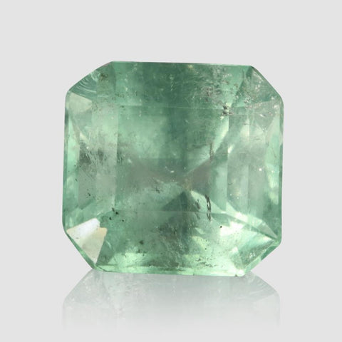 Stunning Mint Green Colombian Emerald - 10.36 carats (IGI)