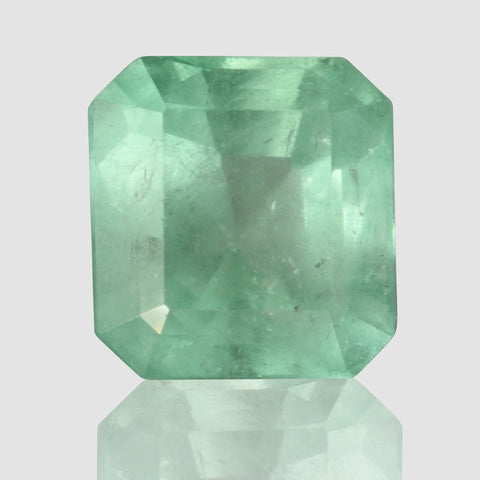 Gorgeous Mint Green Colombian Emerald - 11.45 carats (IGI)