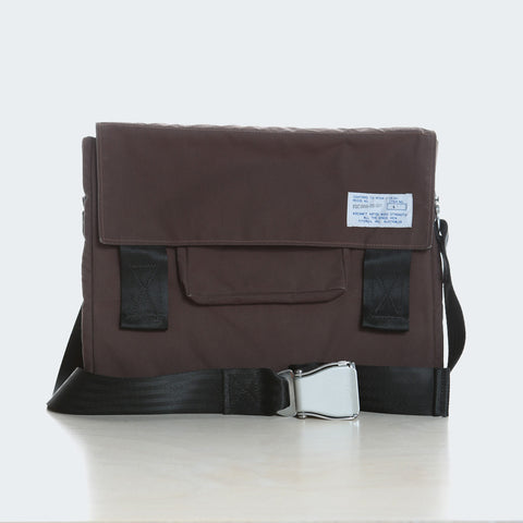 Canvas Midi - Brown