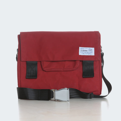 Canvas Midi - Red