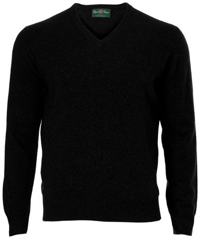 Alan Paine Albury Geelong V-Neck Sweater