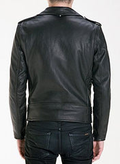 Schott 519 Waxy Natural Cowhide 50's Perfecto Motorcycle Leather Jacket
