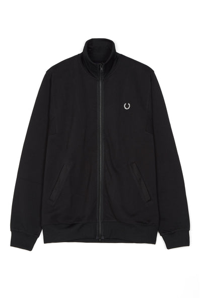 Fred Perry Laurel Wreath Abstract Sleeve Track Jacket