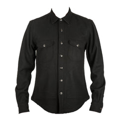 Kato The Anvil Heavy Melton Shirt Jacket