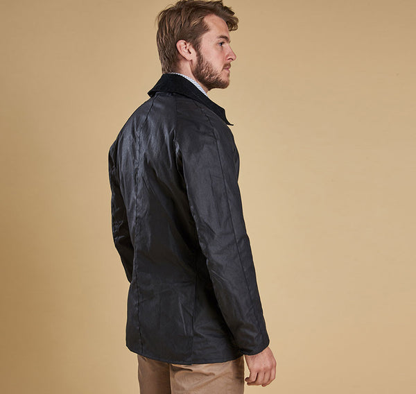 bf64e8b0d Barbour Ashby Waxed Cotton Jacket