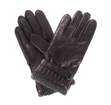 Barbour Tindale Leather Gloves