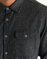 Bridge & Burn Cole Flannel Long Sleeve Button Up