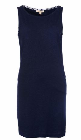 Barbour Dolostone Sleeveless Knit Dress