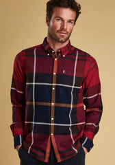 Barbour Dunoon Tailored Long Sleeve Button Up Shirt