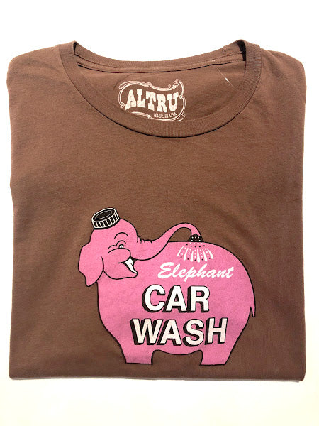 Elephant Car Wash Tee