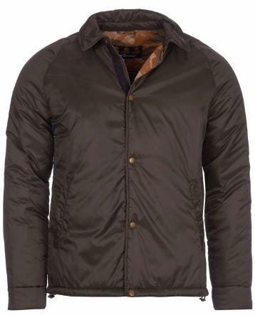 Barbour Eel Quilted Jacket