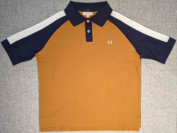 Fred Perry x Nicholas Daley Color Block Polo Shirt