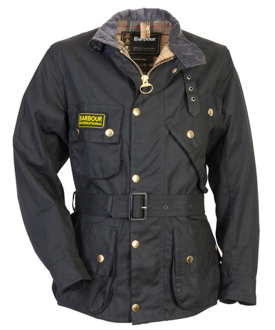 Barbour International Jacket