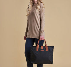 Barbour Wax Shopper Bag