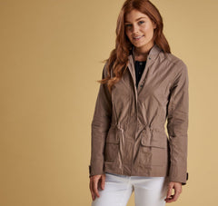 Barbour Women's Dockray Bomber Jacket