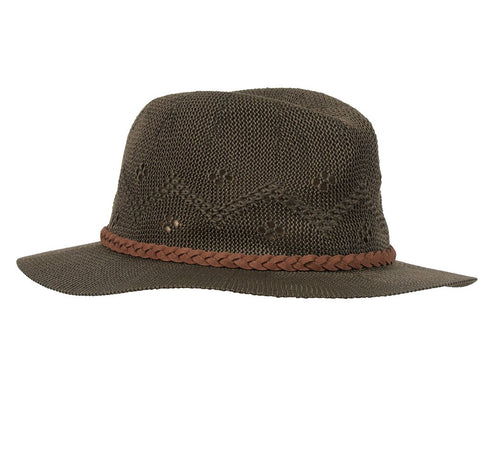 Barbour Flowerdale Trilby Fedora