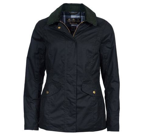 Barbour Women's Glen Waxed Cotton Jacket