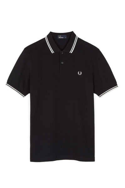 Fred Perry M3600 Twin Tipped Polo