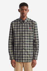 Fred Perry Long Sleeve Tartan Shirt