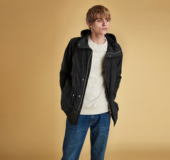 Barbour Made For Japan Casual Hooded Bedale Jacket