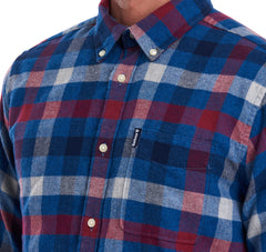 Barbour Country Check Longsleeve Flannel Shirt