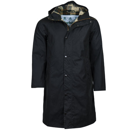 Barbour Made For Japan Hooded Hunting Jacket