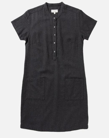 Bridge & Burn Mariam Flannel Shift Dress