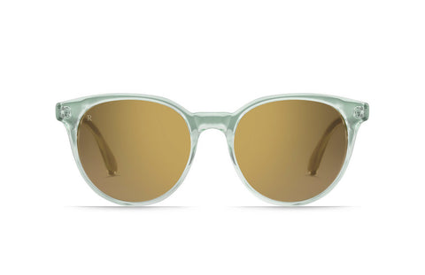 Raen Norie Round Cat-Eye Sunglasses