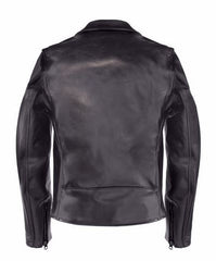 Schott Perfecto P213 Raven Motorcycle Leather Jacket